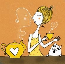 Чаят на Антония