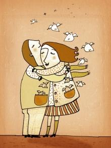 Понеделнишката прегръдка винаги е важна!