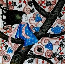 Петя и чаеното дърво