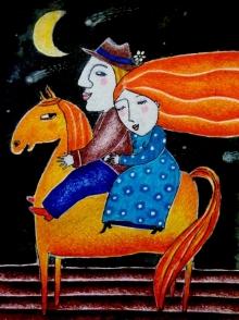 Ездачите на златния кон