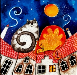 Октомврийските котки