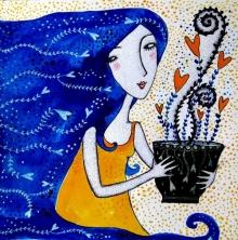 Чудесен ден да си посадиш малко любов...
