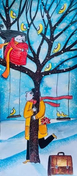 При любовното дърво