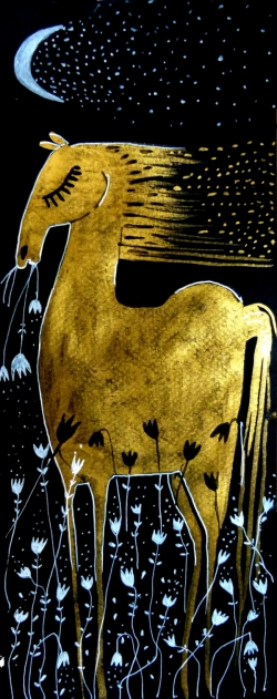 Златният кон