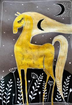 Лунният кон