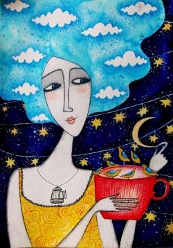 Лунен чай