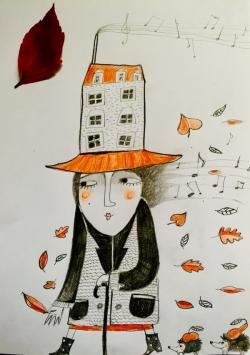 Госпожа есен