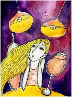 Saturday rose wine!