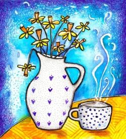 Пролетно кафе