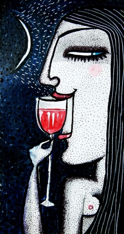 Лятно вино