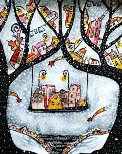 Приказната зима