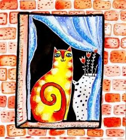 Съседката от улица